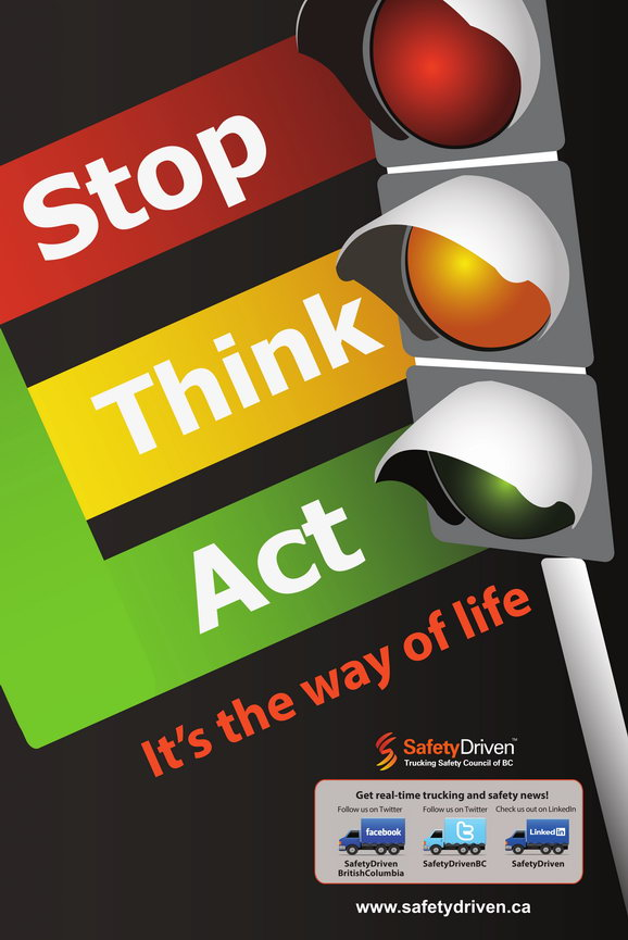 Think Then Act - Ití»s the way of life