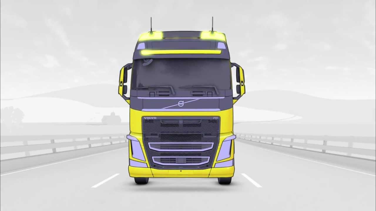 Be Truck Aware ¿C Blind spots demonstration