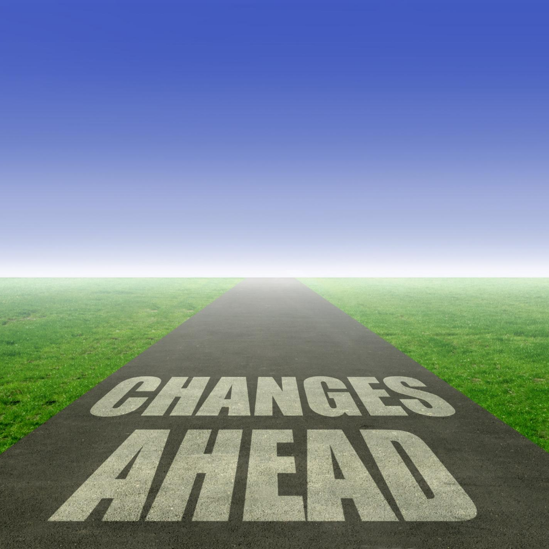 Changes, work transition