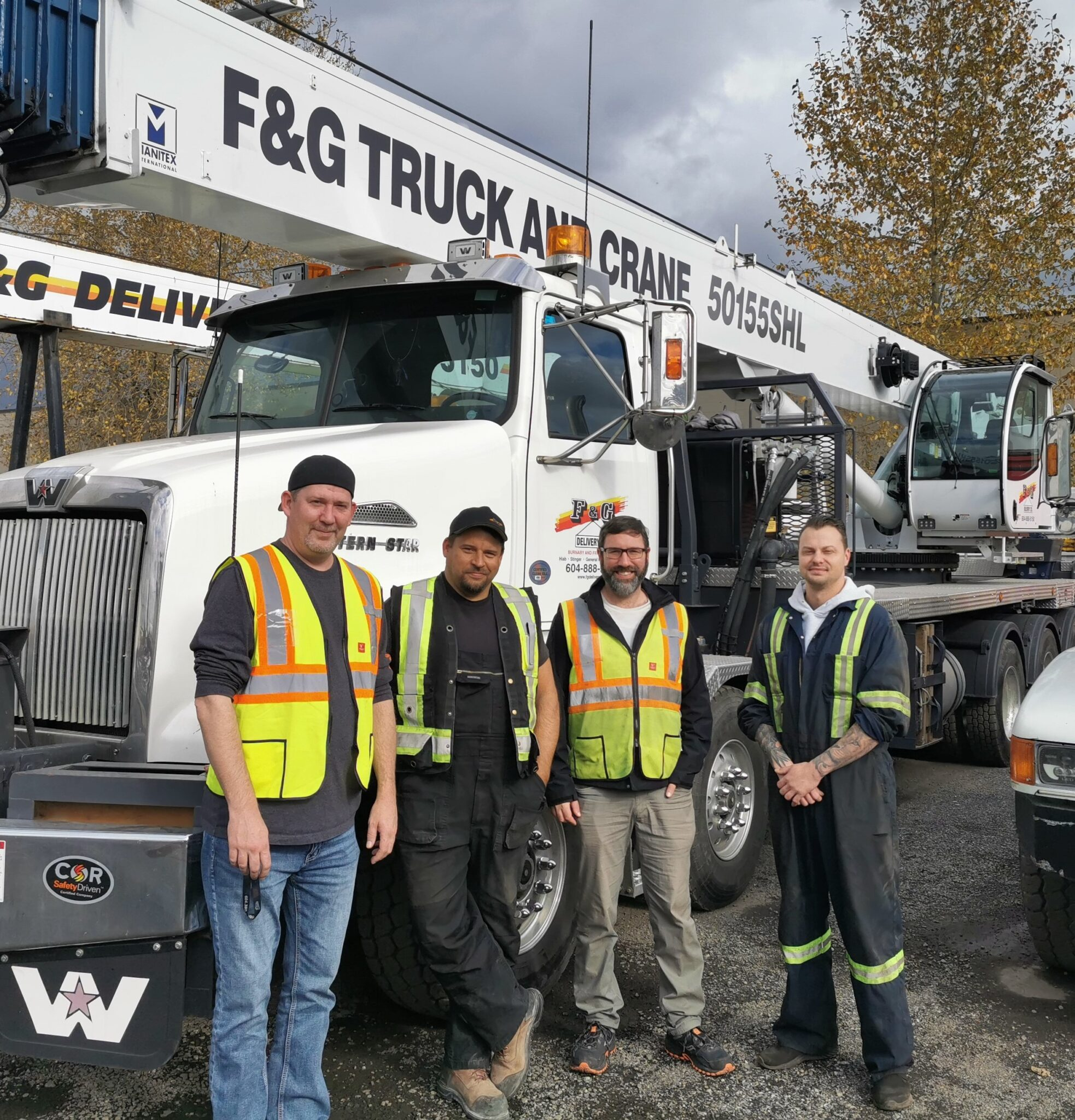 F&G Delivery: Safety Through Collaboration | Safety Driven ...